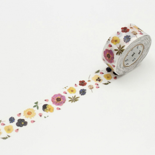 MT Packaging Tape Flowers (2 uds)