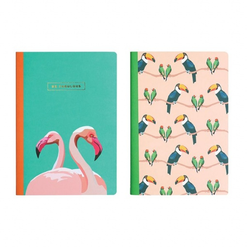 Set de 2 Cuadernos Emily Brooks