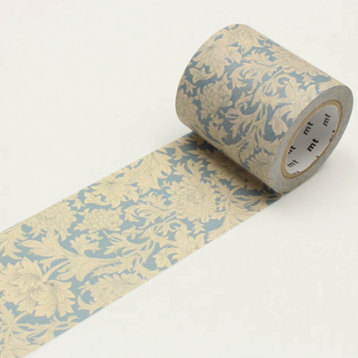 MT Masking Tape Chrysanthemum Toile (5 cm)