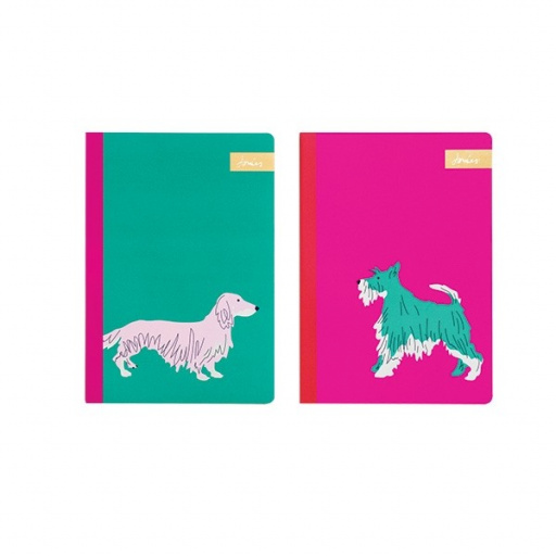 Set de 2 Cuadernos Dog