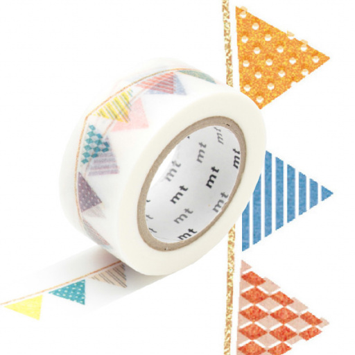 MT Masking Tape Flag (2 uds)