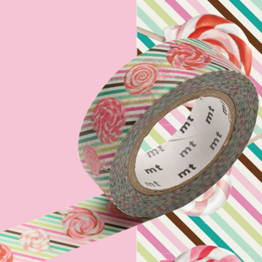 MT Masking Tape Candy (4 uds)