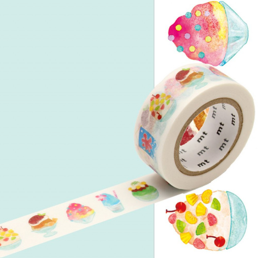 MT Masking Tape Shaved Ice (2 uds)