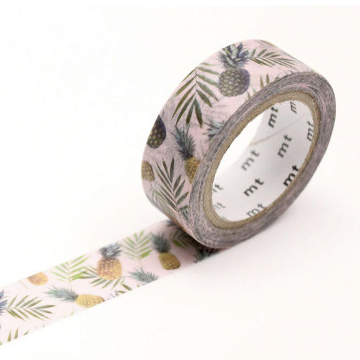MT Masking Tape Pineapple (4 uds)
